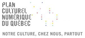 Objects of Interest of the Holocaust, Plan culturel numérique du Québec